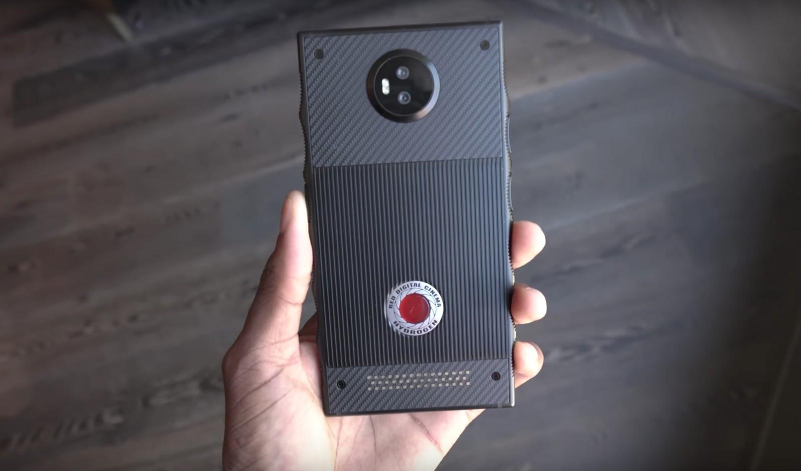 En Özel Akıllı Telefon! Red Hydrogen One İncelemesi