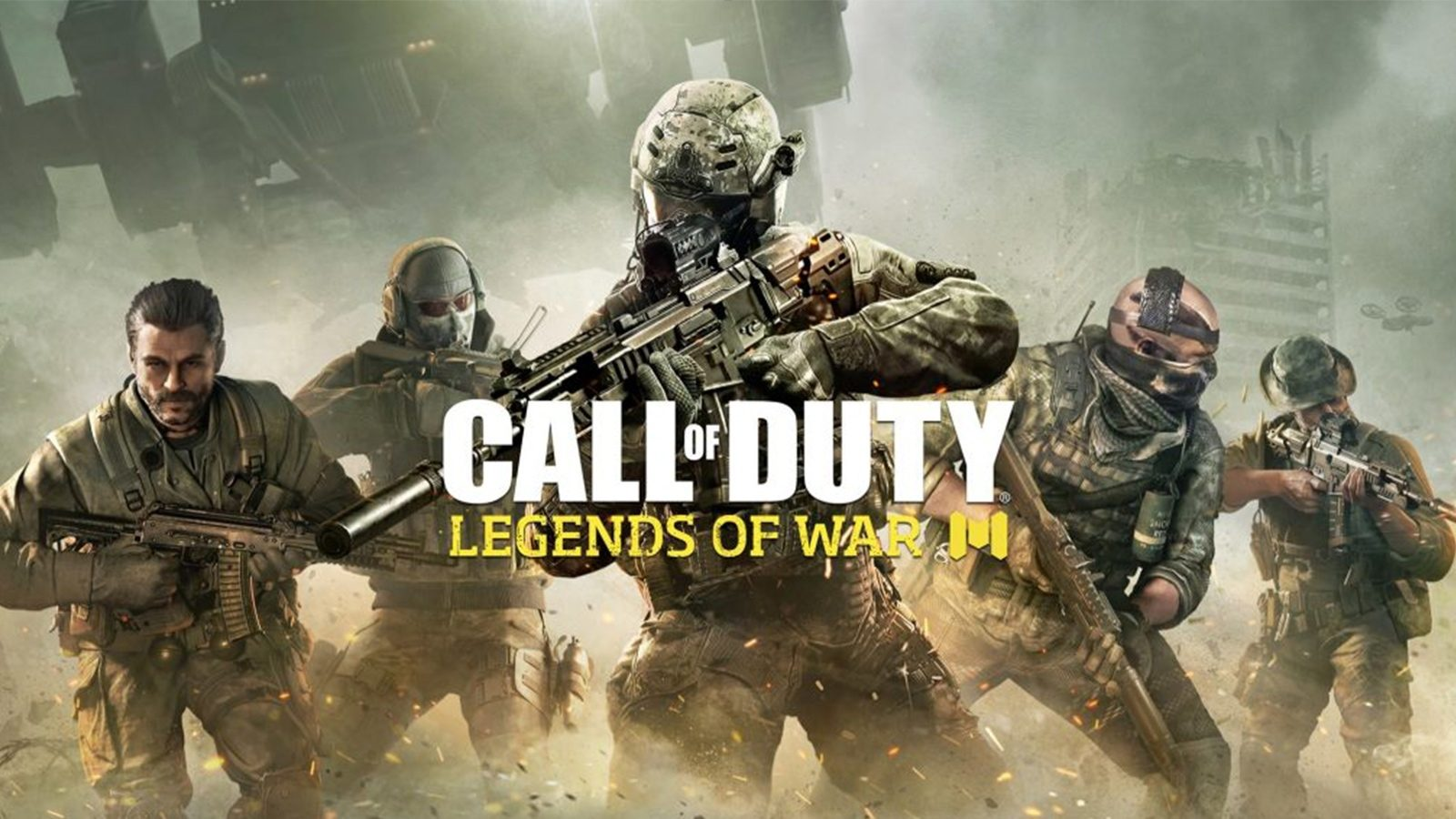 "Call Of Duty Serisi 'nin Yeni Mobil Oyunu: ""Call Of Duty: Legends Of War"""