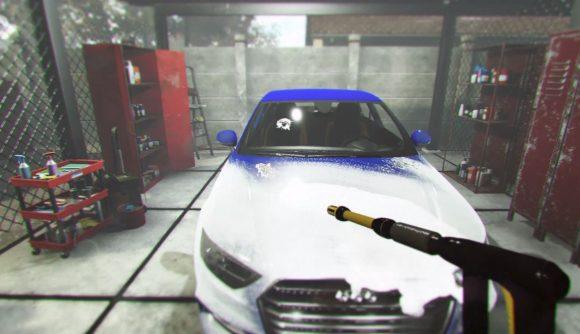 Car Wash Simulator İlk Bakış (Hikayesi Muhteşem!)