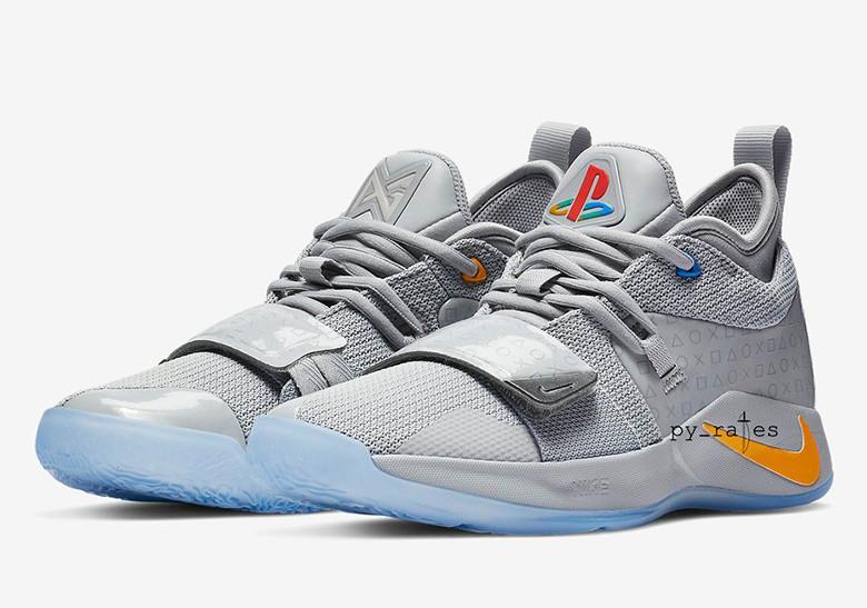 Nike, PlayStation 'a Özel Ayakkabı Yaptı: Nike PG 2.5 PlayStation İncelemesi!