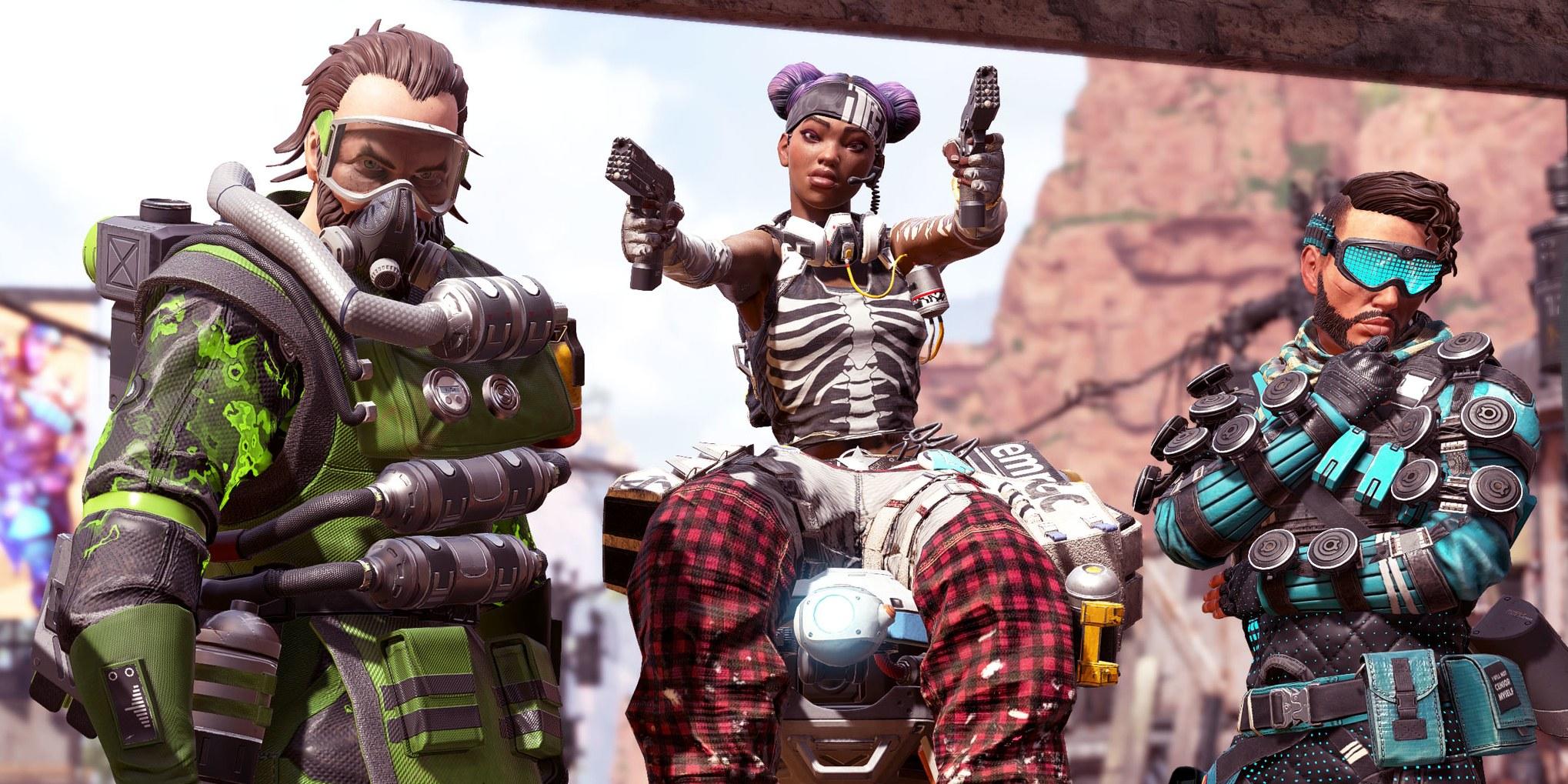 Battle Royale Oyunlarının Yeni Lideri: Apex Legends , Çökme Sorunu (Problemi)