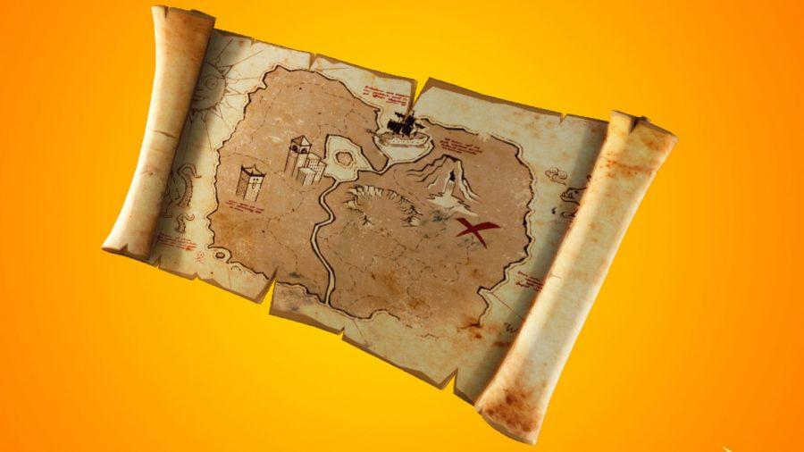 Fortnite 'a Gömülü Hazineler Geliyor!!!