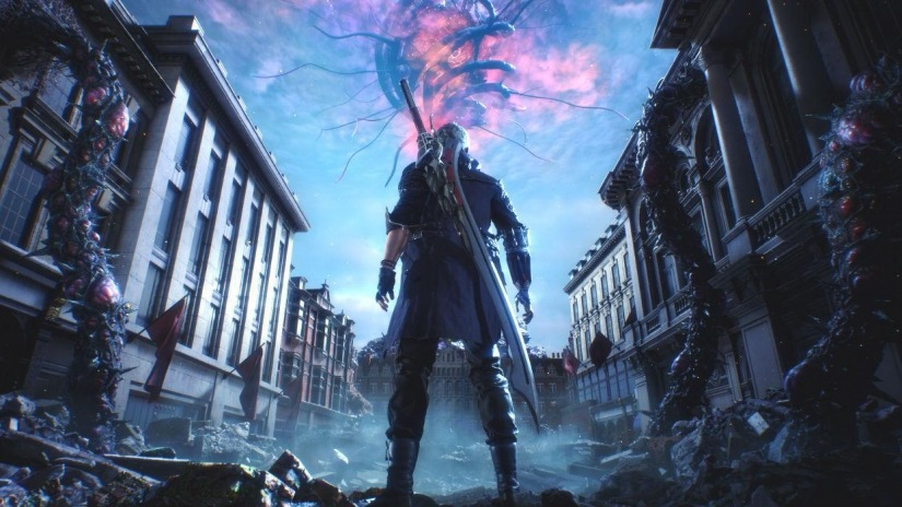 Devil May Cry 5 'ten Bir Trailer Daha
