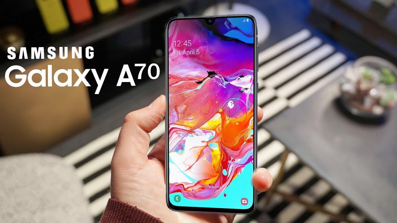 Samsung Galaxy A70 Türkiye 'ye Ne Zaman Gelecek? Özellikleri, Kamerası, Fiyatı, Bataryası