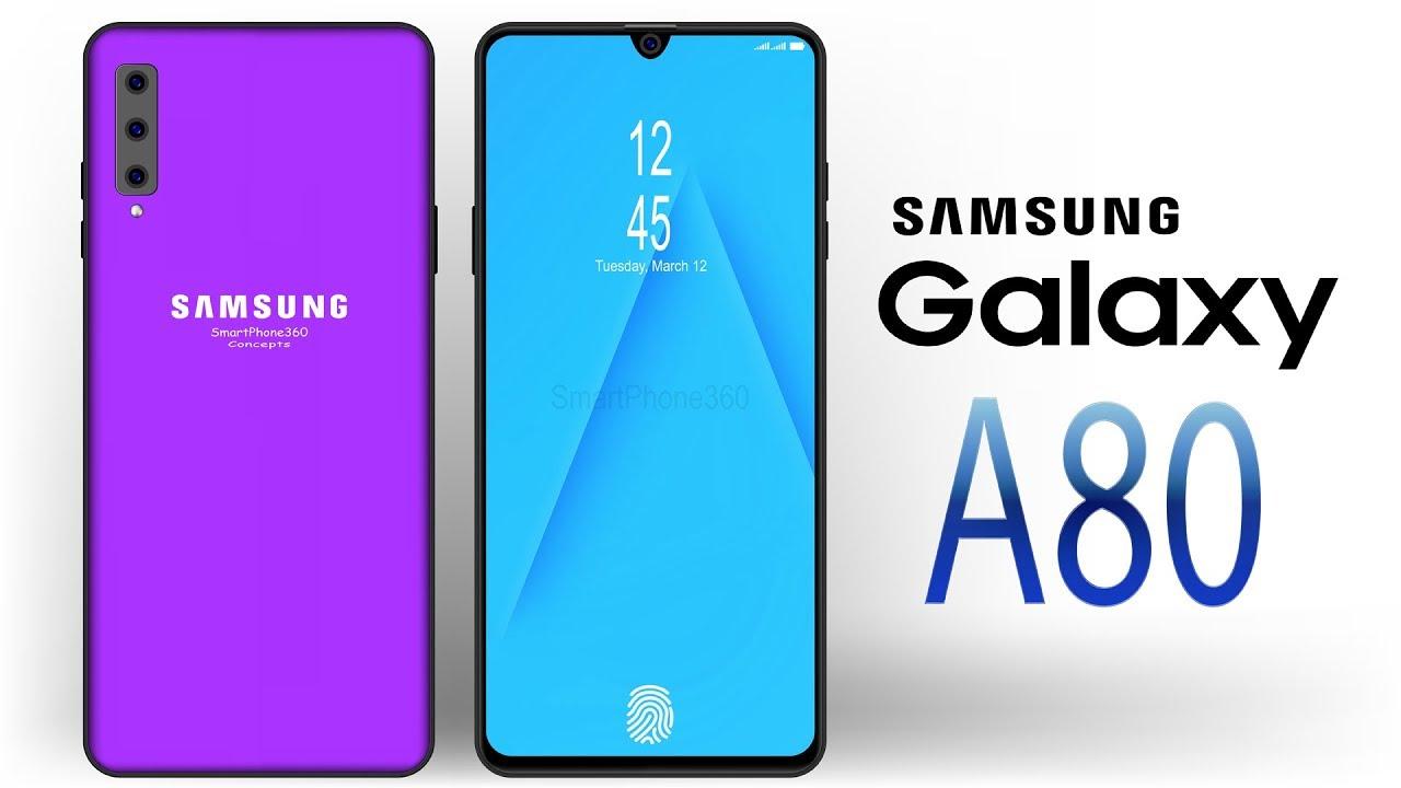 Samsung Galaxy A80 Türkiye 'ye Ne Zaman Gelecek? Özellikleri, Kamerası, Fiyatı, Bataryası