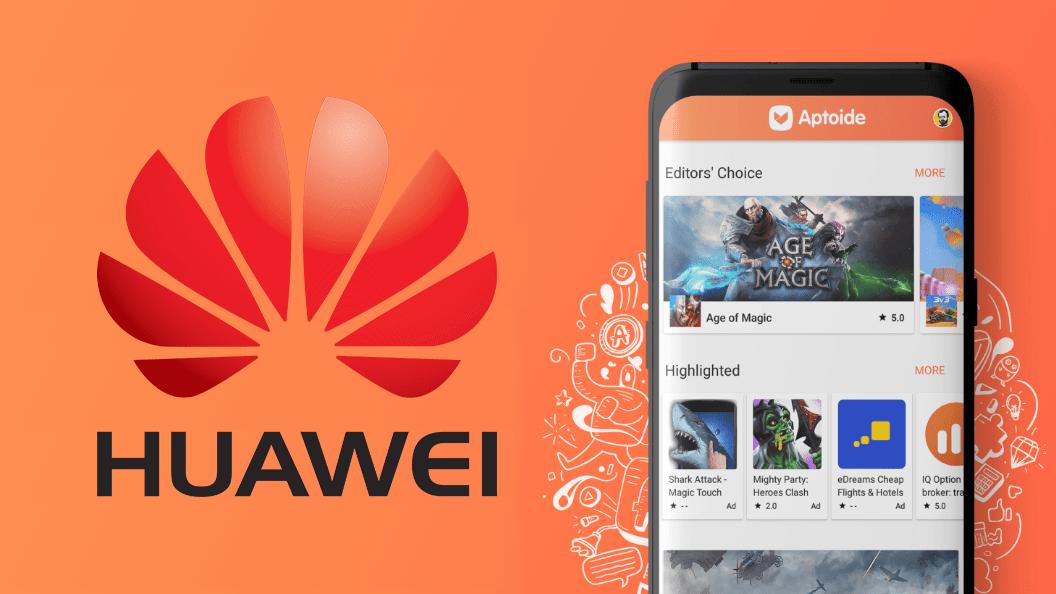 Huawei 'nin Yeni Uygulama Mağazası Belli Oldu!
