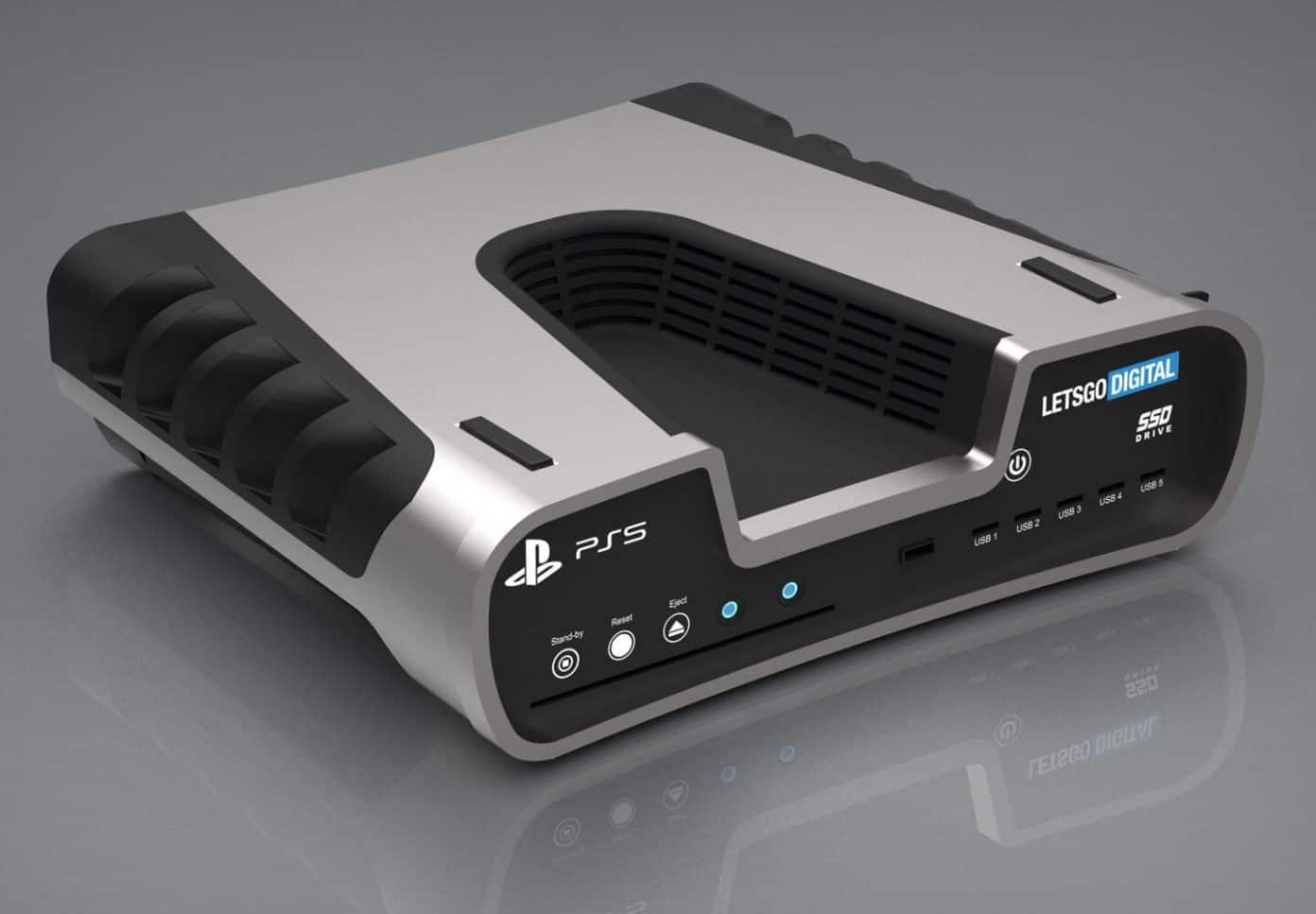 PlayStation 5 İlk Kez Görüntülendi !