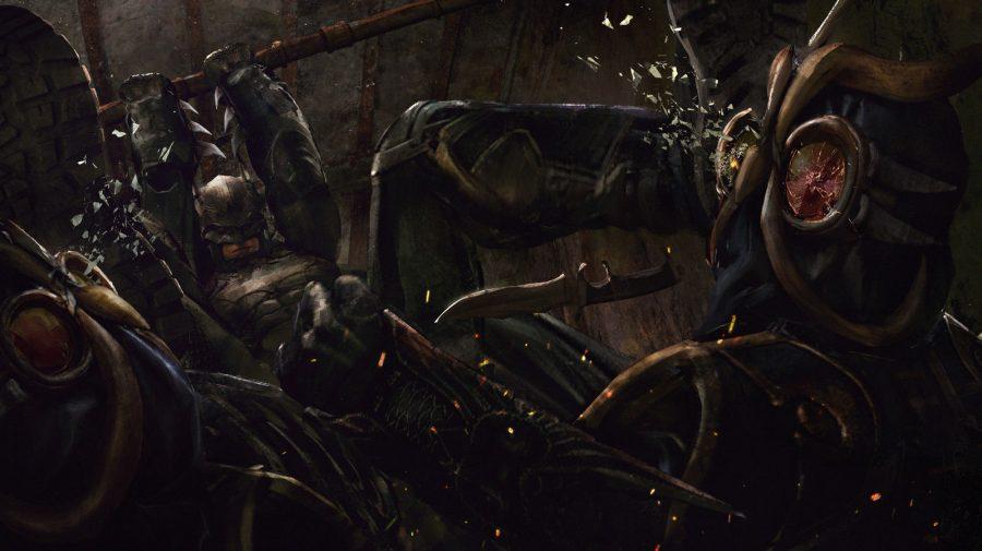 Yeni Batman Oyunundan Görüntüler