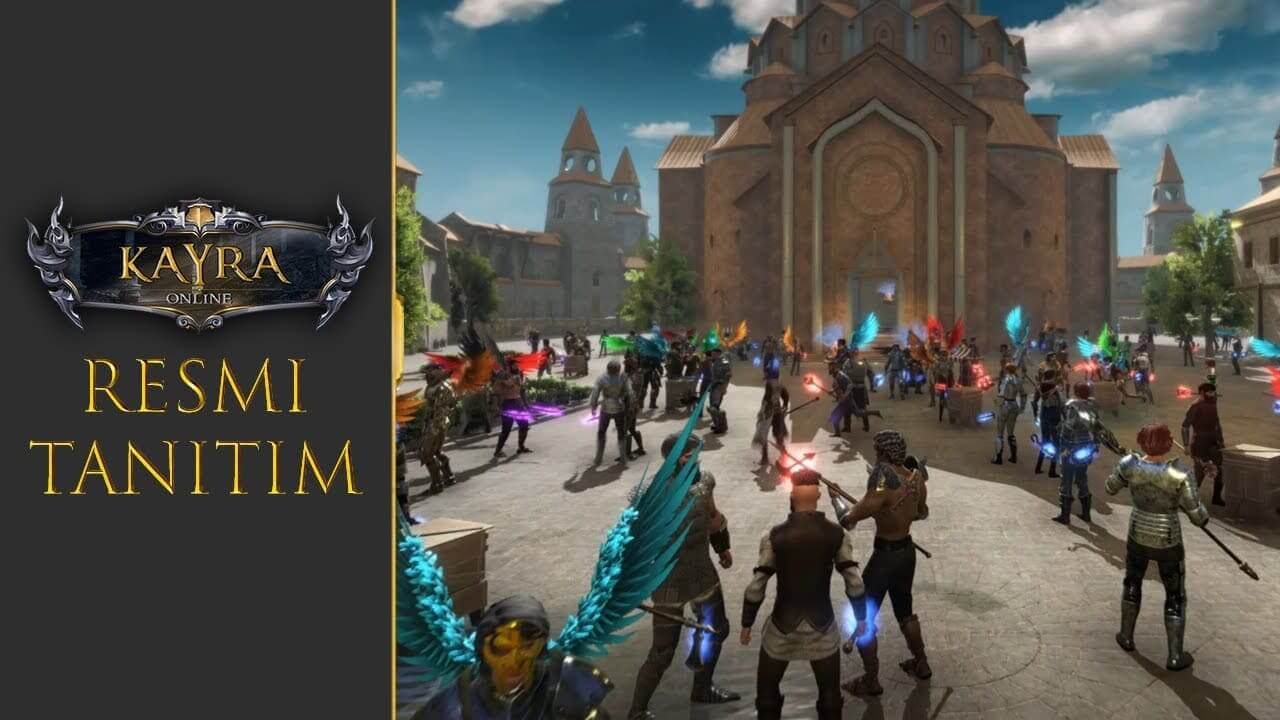 Türk Yapımı MMORPG Oyunu Kayra Online, 29 Ekim'de Kapalı Beta'yla Çıkacak