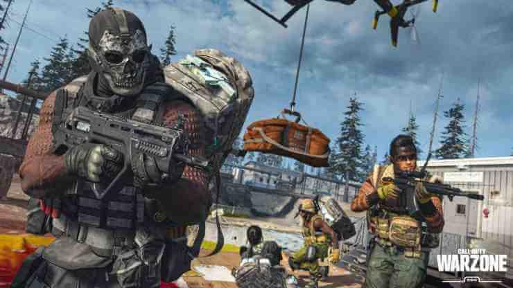 CoD: Warzone, Xbox Series X'te 120 FPS'de, PS5'te ise 60 FPS'de Çalışıyor