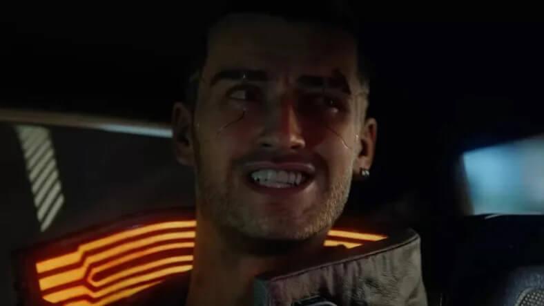 Cyberpunk 2077'de Tırnaklar ve Dişler Özelleştirilebilecek