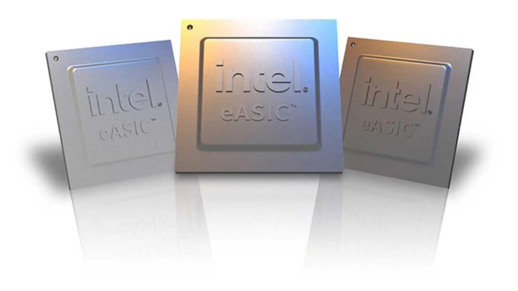 intel easic n5x