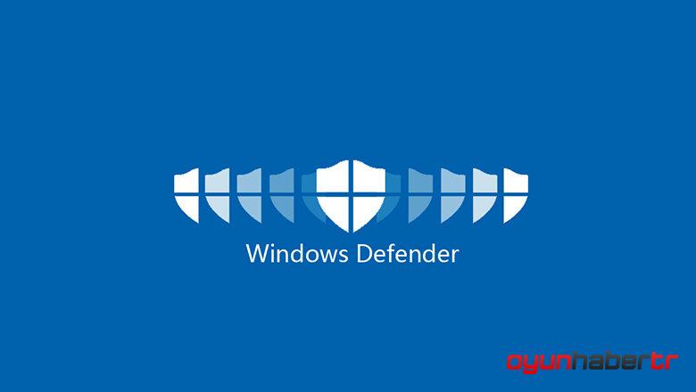 Windows Defender Nedir? Nasıl Kapatılır?